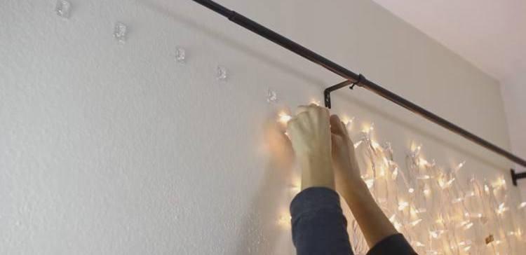 Light Up Headboard