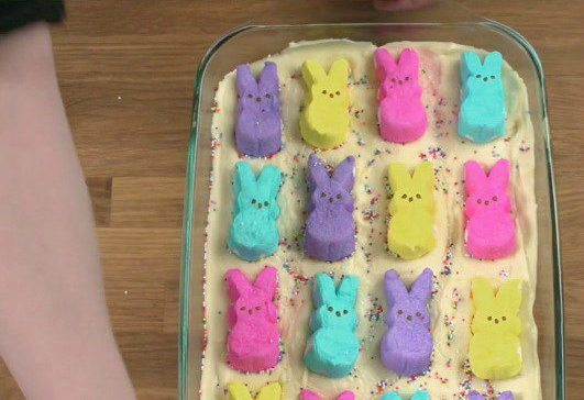 Easter Cookie Bar