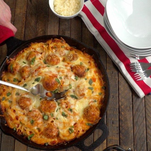 Baked Spaghetti Thumbnail 2