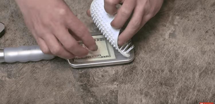 Money Hiding Spots