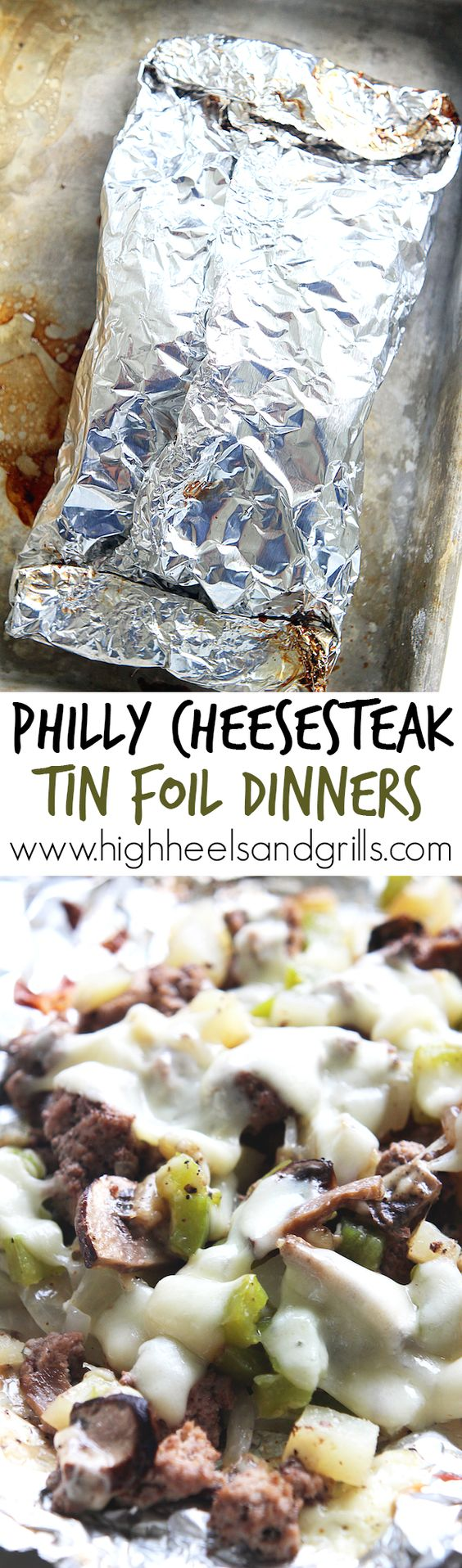 Philly Cheesesteak Packet