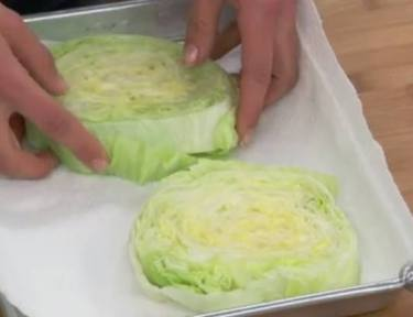 How you can take a simple wedge salad to an amazing side dish