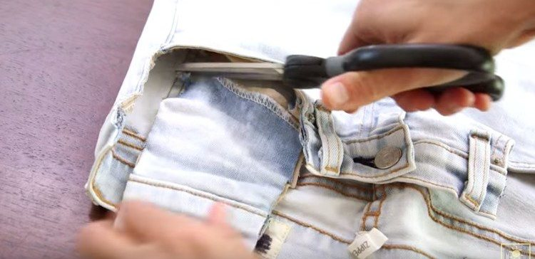 How to make your jeans perfect for pregnancy