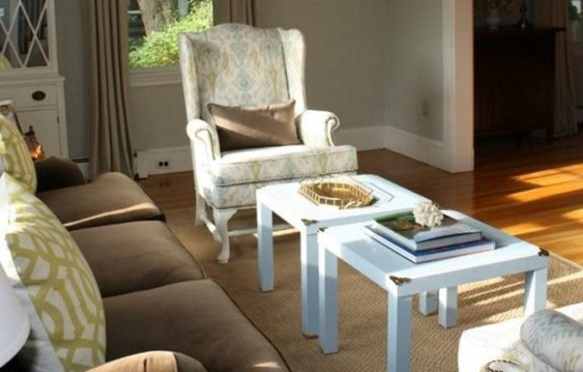 Glamorous Coffee Table