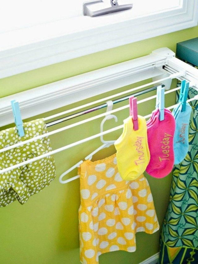 Window Blind Dryers