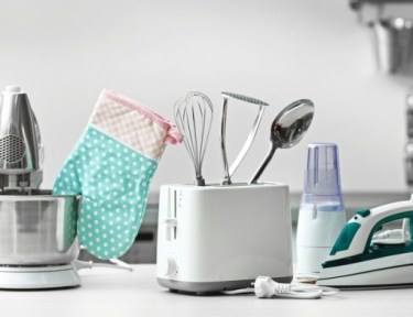 Items in your kitchen that cause clutter.