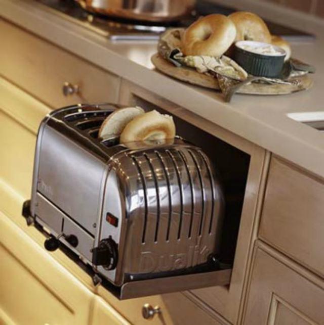 Toaster Drawer