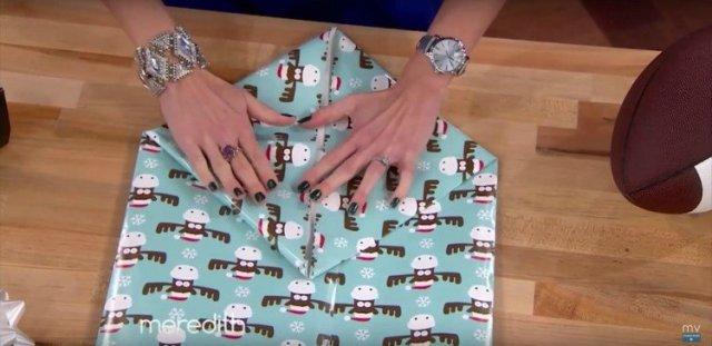 gift wrap diamond