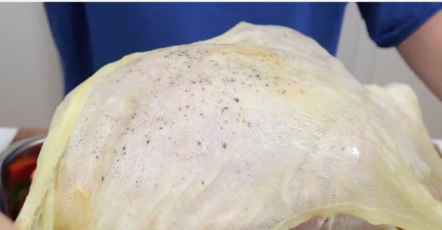 turkey cheesecloth