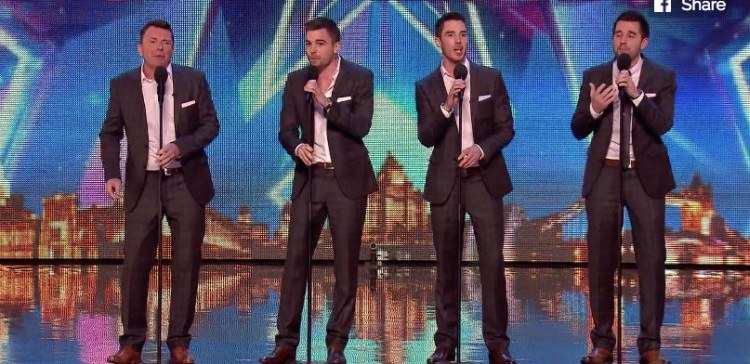 Neales family performs on Britain's Got Talent