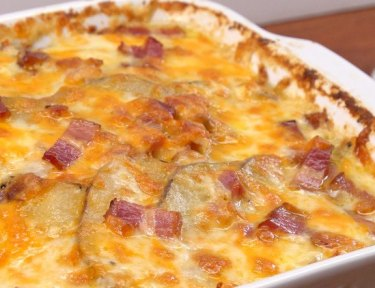 Loaded Potato Casserole FI