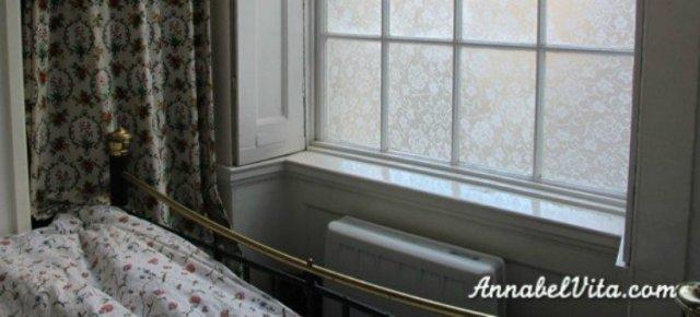 windows lace