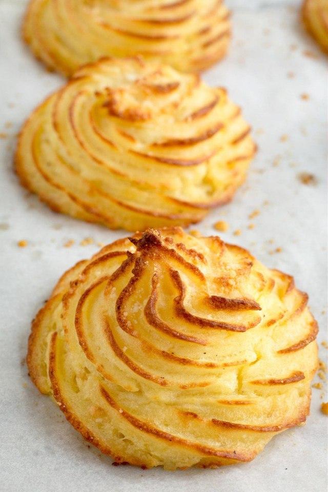 parmesan duchess potatoes