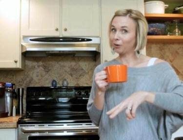 How to make homemade coffee creamer.