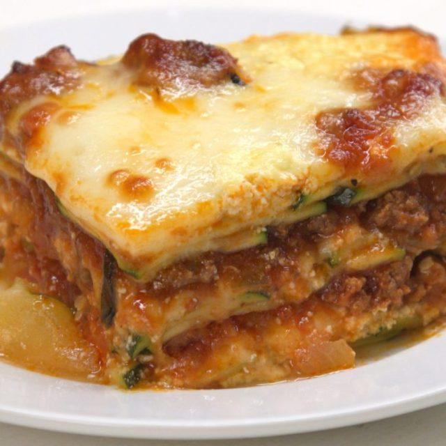 Zucchini Lasagna 1