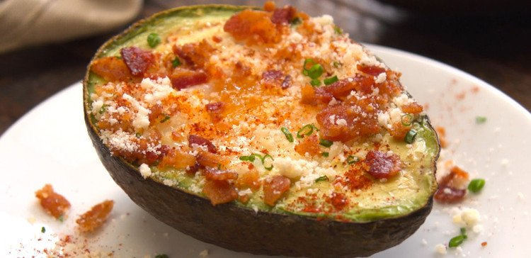 Baked Avocado Eggs featured image finished