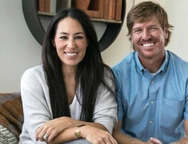 Joanna and Chip Gaines discuss spring cleaning