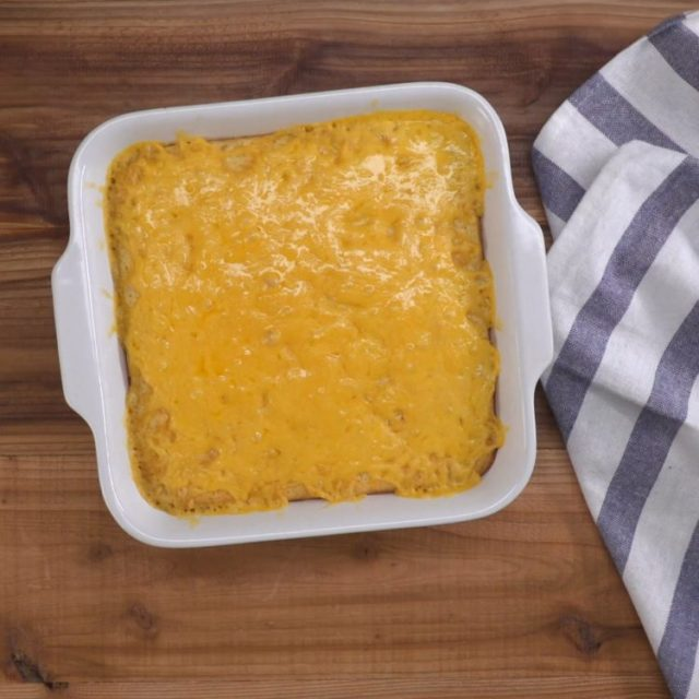 Corn Casserole whole from above