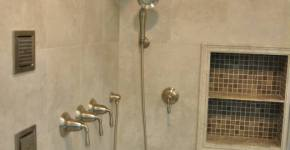 Kohler shower system in Buford