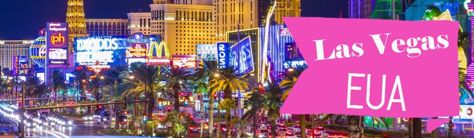 Las Vegas, a cidade da diversão!