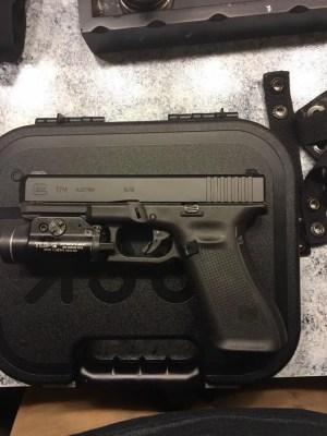 Pistola Gen 5 Glock G17M