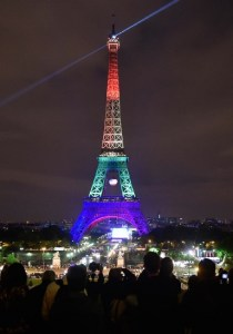 Did You See The Eiffel Tower?