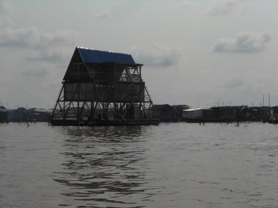 Ultra Modern Floating School