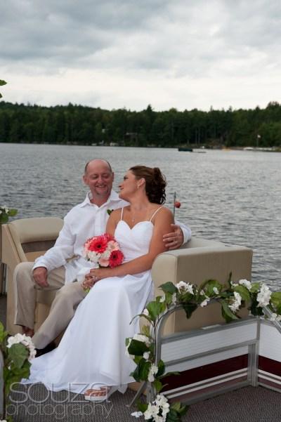 Lakeside Wedding in Maine – tjSouza Photography