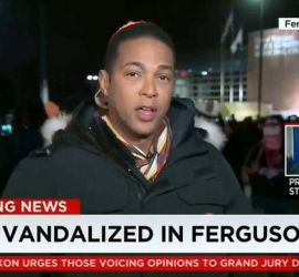 Don Lemon Reports on CNN