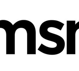 "NBC UNIVERSAL LOGOS -- Pictured: ""MSNBC"" Color Logo -- NBC Universal Photo"