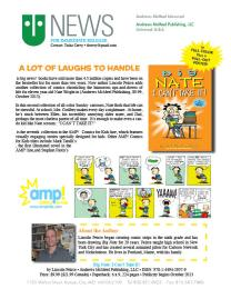 Big Nate: I Can't Take It! Press Release