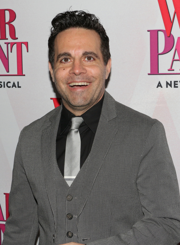 <p>Mario Cantone wouldn't miss the chance to see two Broadway icons strut their stuff onstage.</p><br />(© David Gordon)