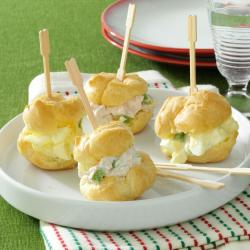 Glomorous Party Puffs Exps16528 Bhr2739870a06 01 4b Rms Finger Foods Baby Showers Finger Foods Baby Shower Brunch