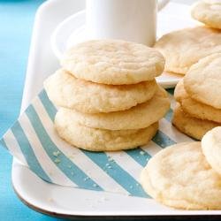 Small Crop Of Sugar Cookies Without Butter