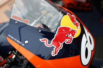 SPIELBERG,AUSTRIA,11.AUG.16 - MOTORSPORTS, MOTORCYCLE - MotoGP, Grand Prix of Austria, Red Bull Ring, preview. Image shows the new KTM. Photo: GEPA pictures/ Daniel Goetzhaber