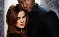 KHLOE & LAMAR -- Season: 2 -- Pictured: (l-r) Khloe Kardashian, Lamar Odom -- Photo by: James White/E!