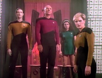 Picture of Enterprise crew