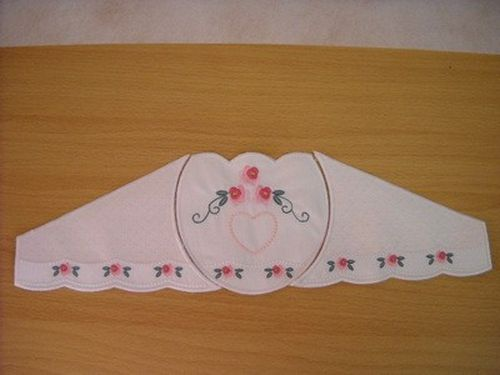 Adult Victorian Hanger Covers