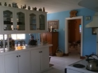 house for sale cunupia kitchen