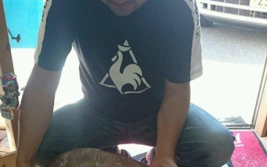 ブッコミ真鯛と全県キス釣り大会 釣果065