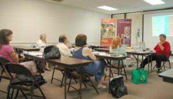 2011 Master Wellness Volunteer training set for Bexar County