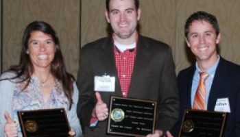 Texas A&M students earn recognition at cotton conference