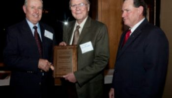 Texas AgriLife Research scientist receives Build East Texas award