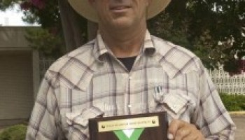 Rusk County leader wins Texas 4-H Salute To Excellence Award