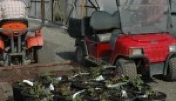 Earth-Kind landscape, pesticide training set April 16 in Austin