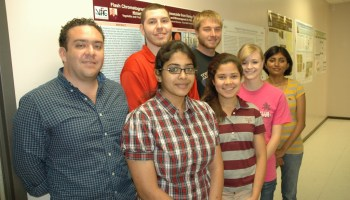 Student workers value jobs in research more after national competition