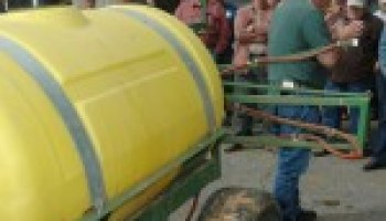 Private pesticide applicator training set for May 16 in Uvalde