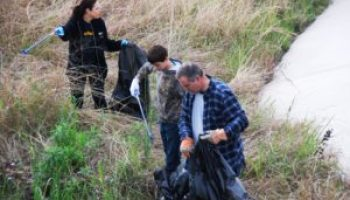 Third annual Geronimo and Alligator Creeks cleanup slated for April 11
