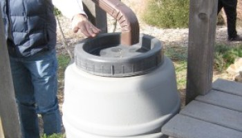 Rainwater harvesting program slated for April 14 in Austin