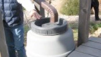 Rain barrel workshop April 12 in Stone Oak area of San Antonio